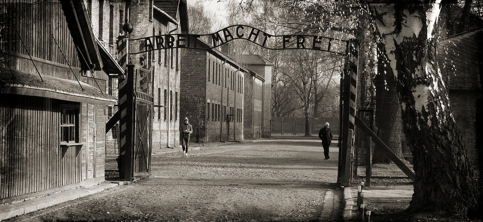 Thoughts on Auschwitz & The Appearance of Evil