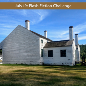 Flash Fiction: July 19th