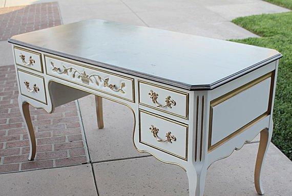 white desk one