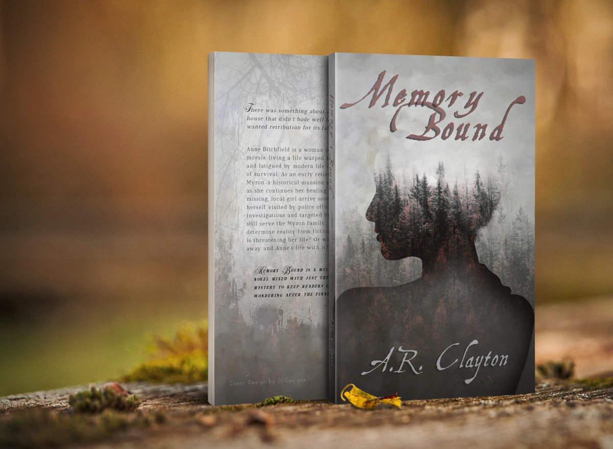 "Book Publication Announcement: ""Memory Bound"" (Horror)"
