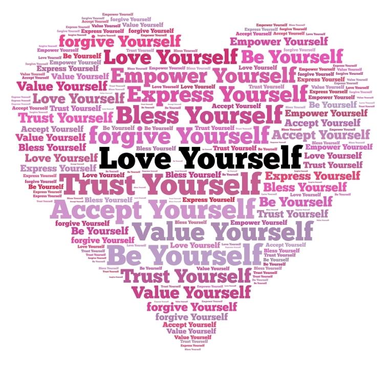 Self Love Collage
